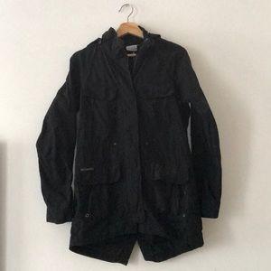Columbia trench coat